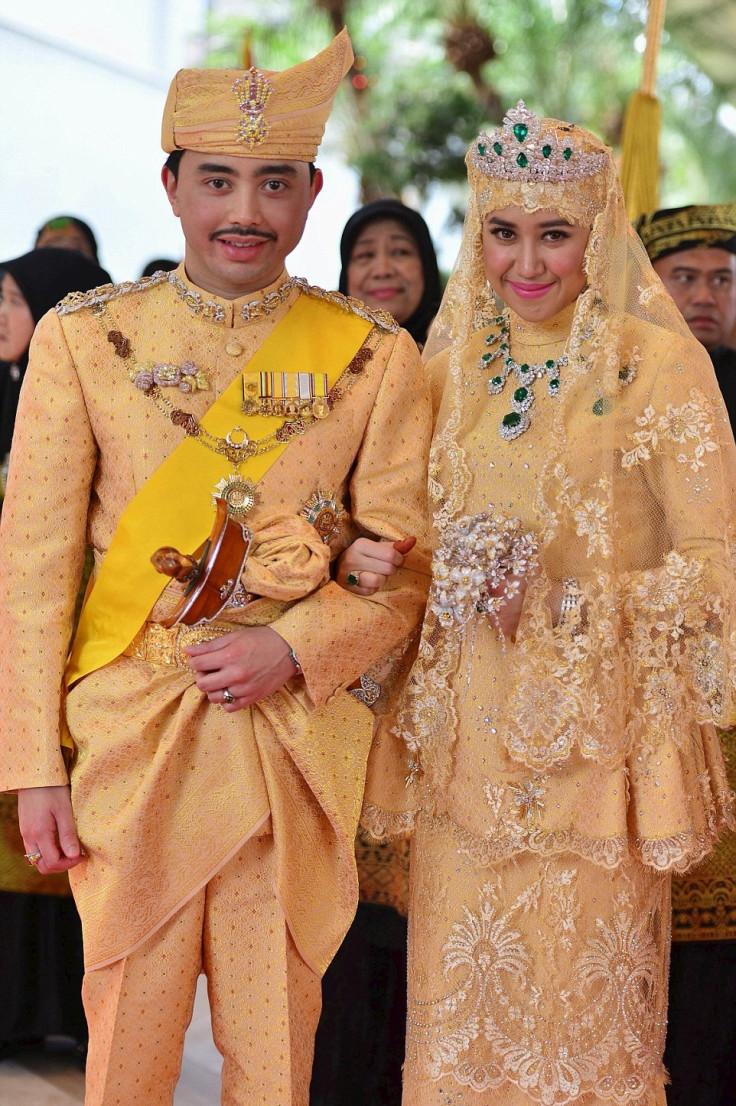 Brunei wedding
