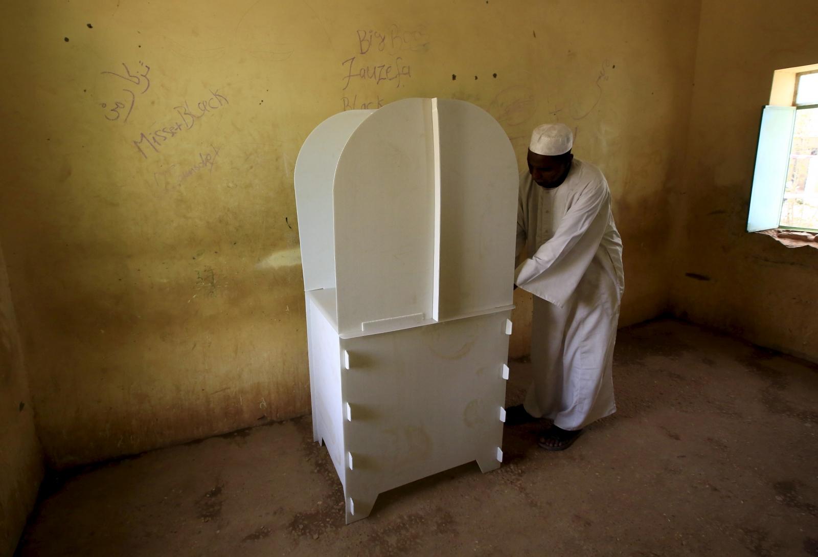 Sudan elections