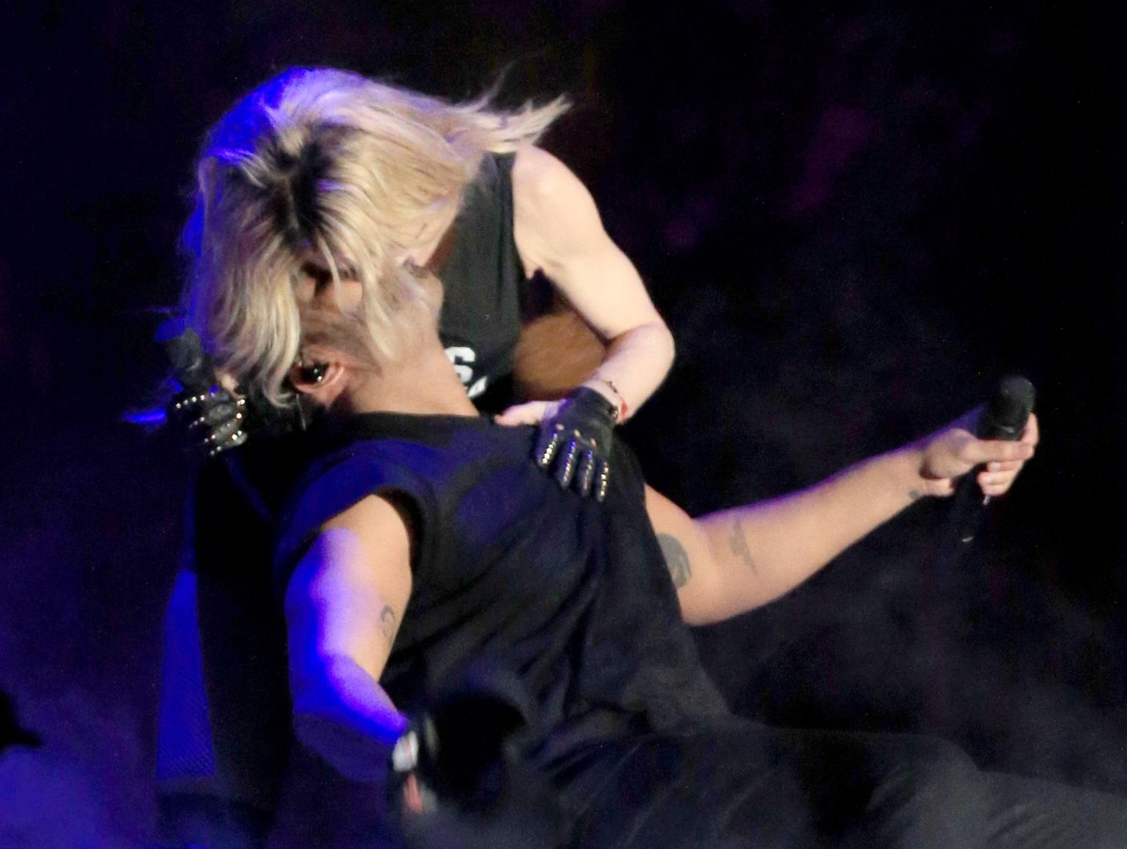 Drake and Madonna