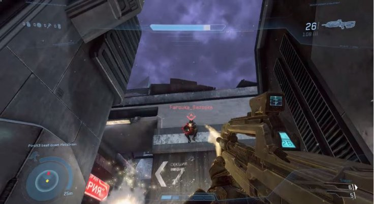 Halo Online: 60fps PC multiplayer gameplay appears online
