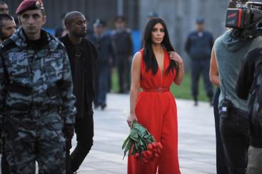 Kim Kardashian Armenia