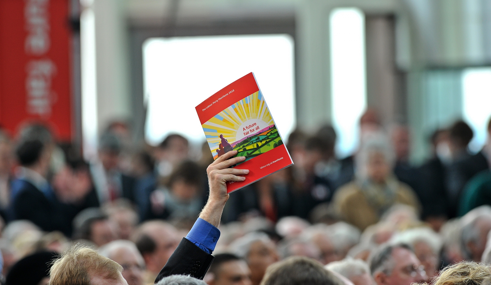 Labour 2010 manifesto