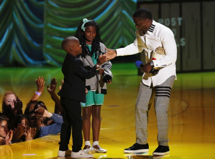Kevin Hart at the MTV Movie Awards