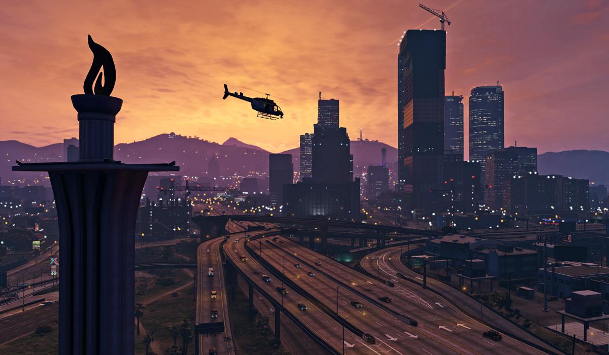 GTA 5 PC Screenshot
