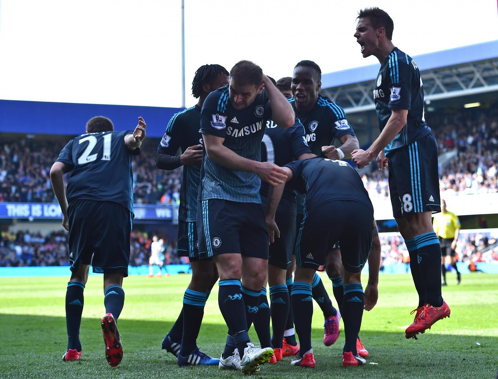 QPR 0-1 Chelsea