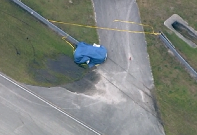 Lamborghini in fatal crash at Disney World