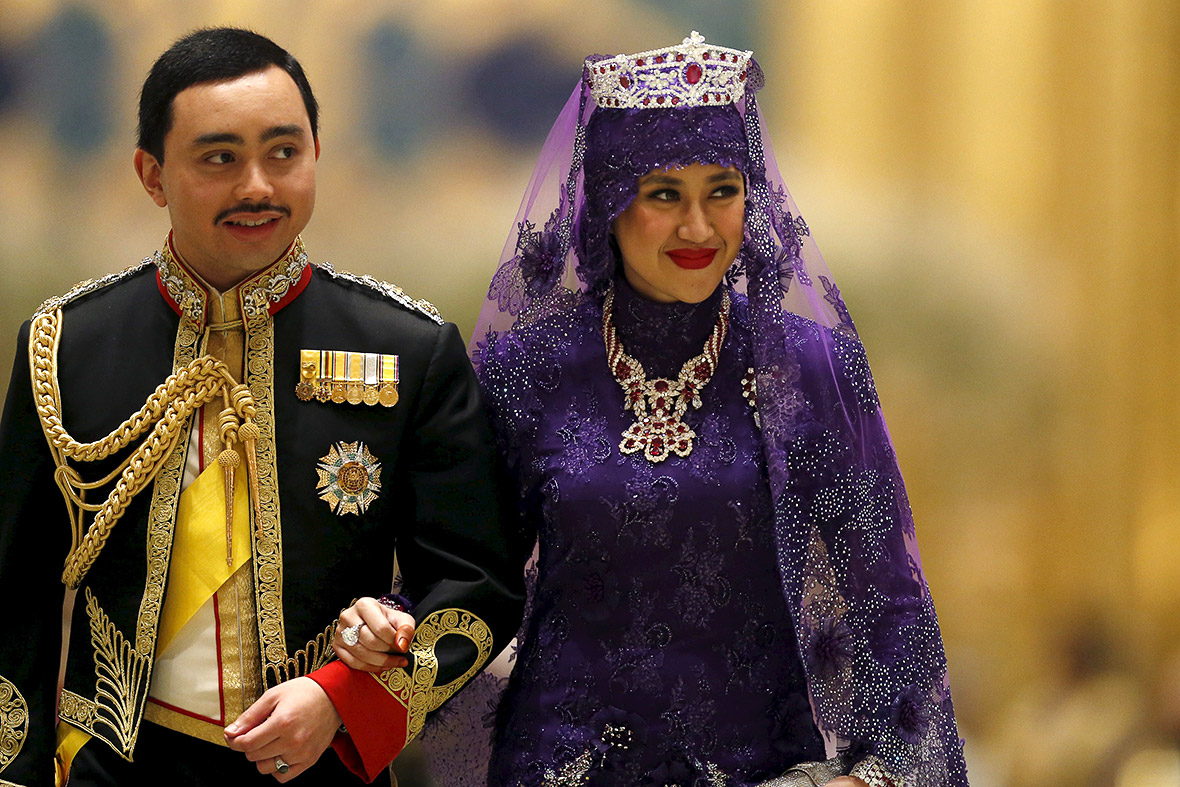 Brunei royal wedding
