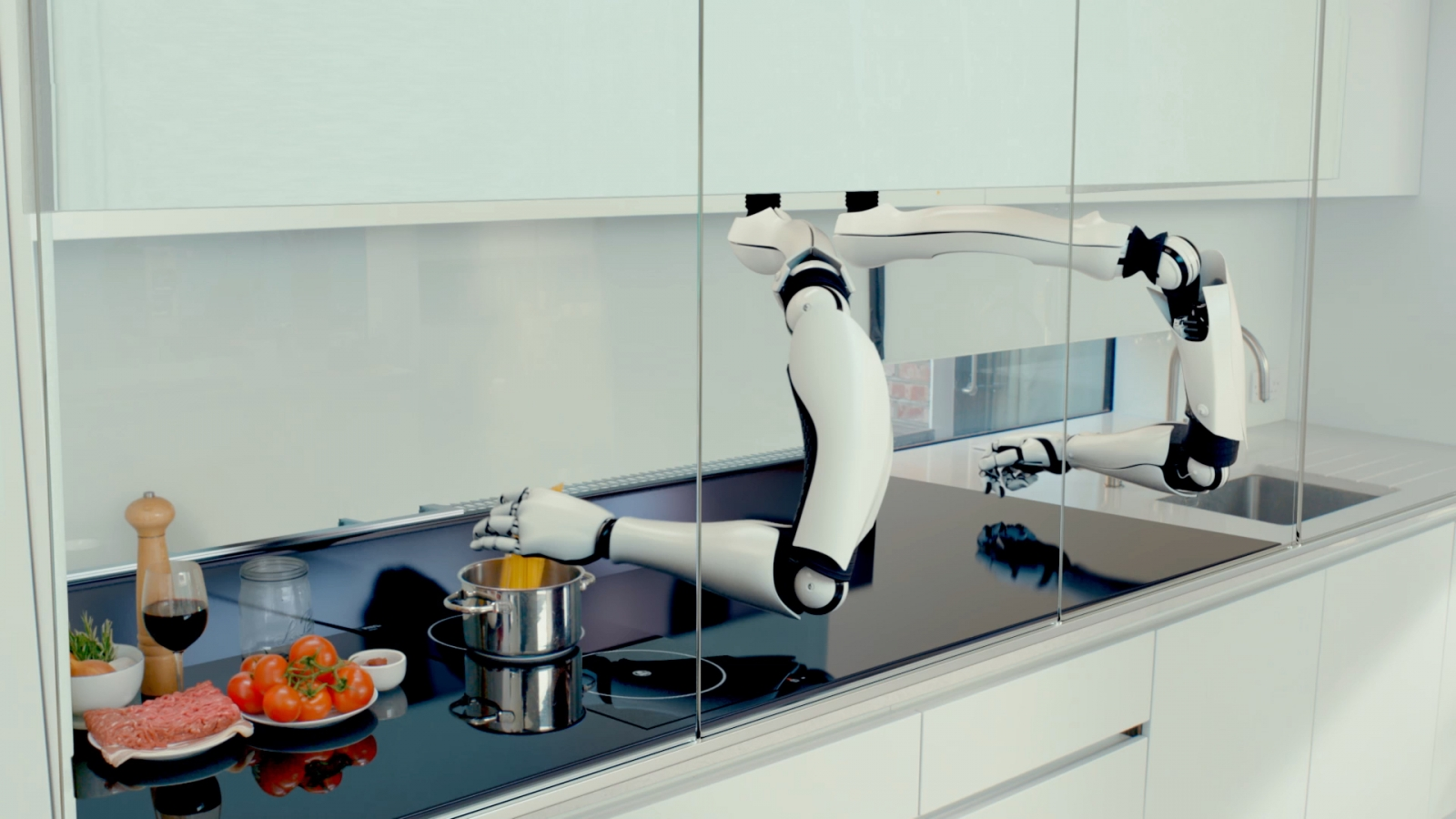 Moley robotic chef