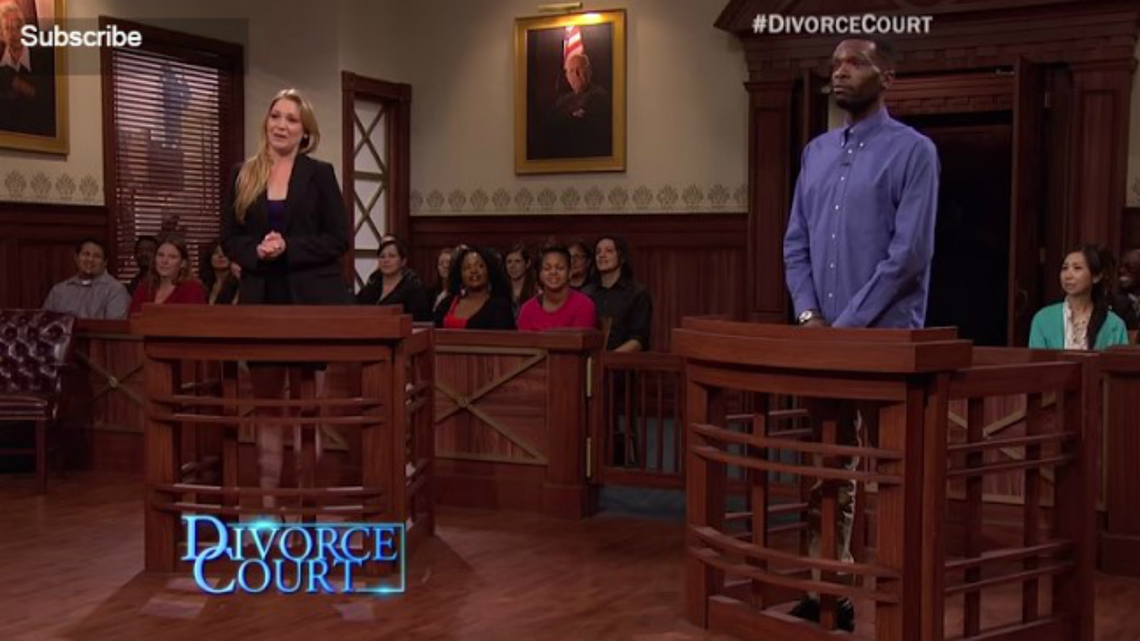 Wu-Tang Clan Divorce Court