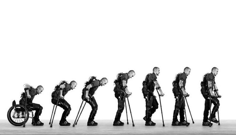exoskeleton transhumanist robotics disability futurism