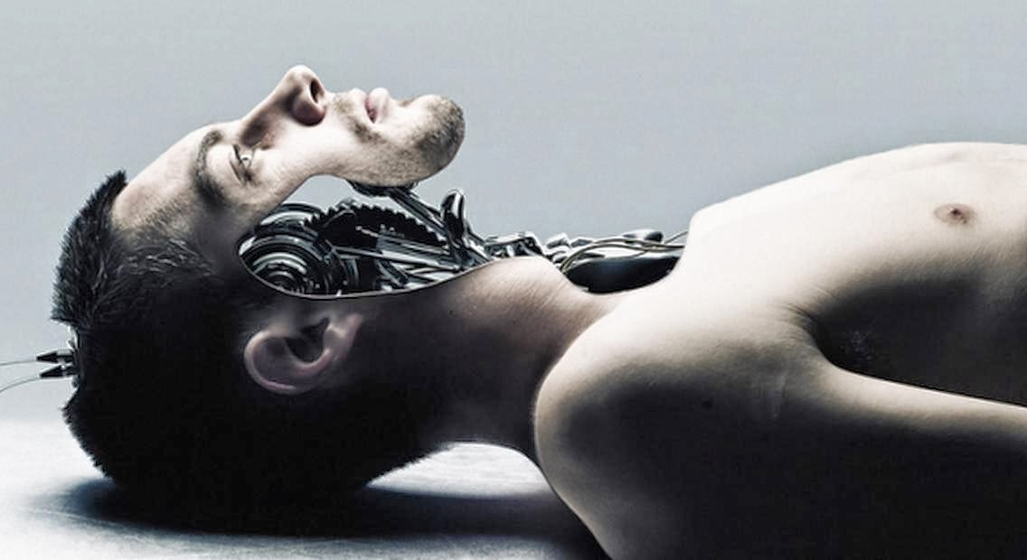 transhumanism robotic bionic cyborg