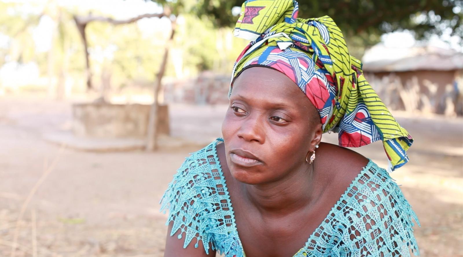Siabatou Sanneh in Gambia