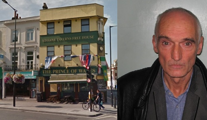 Rapist pub landlord John Coyne