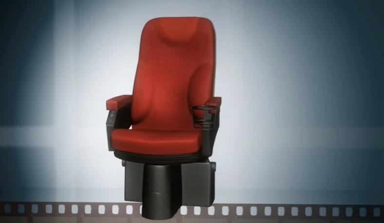 D-BOX Chair