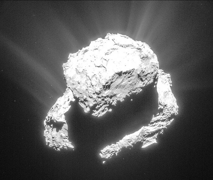 comet 67/p