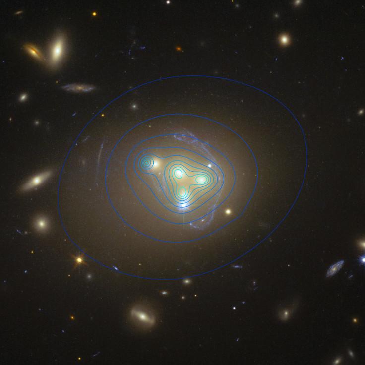 interacting dark matter