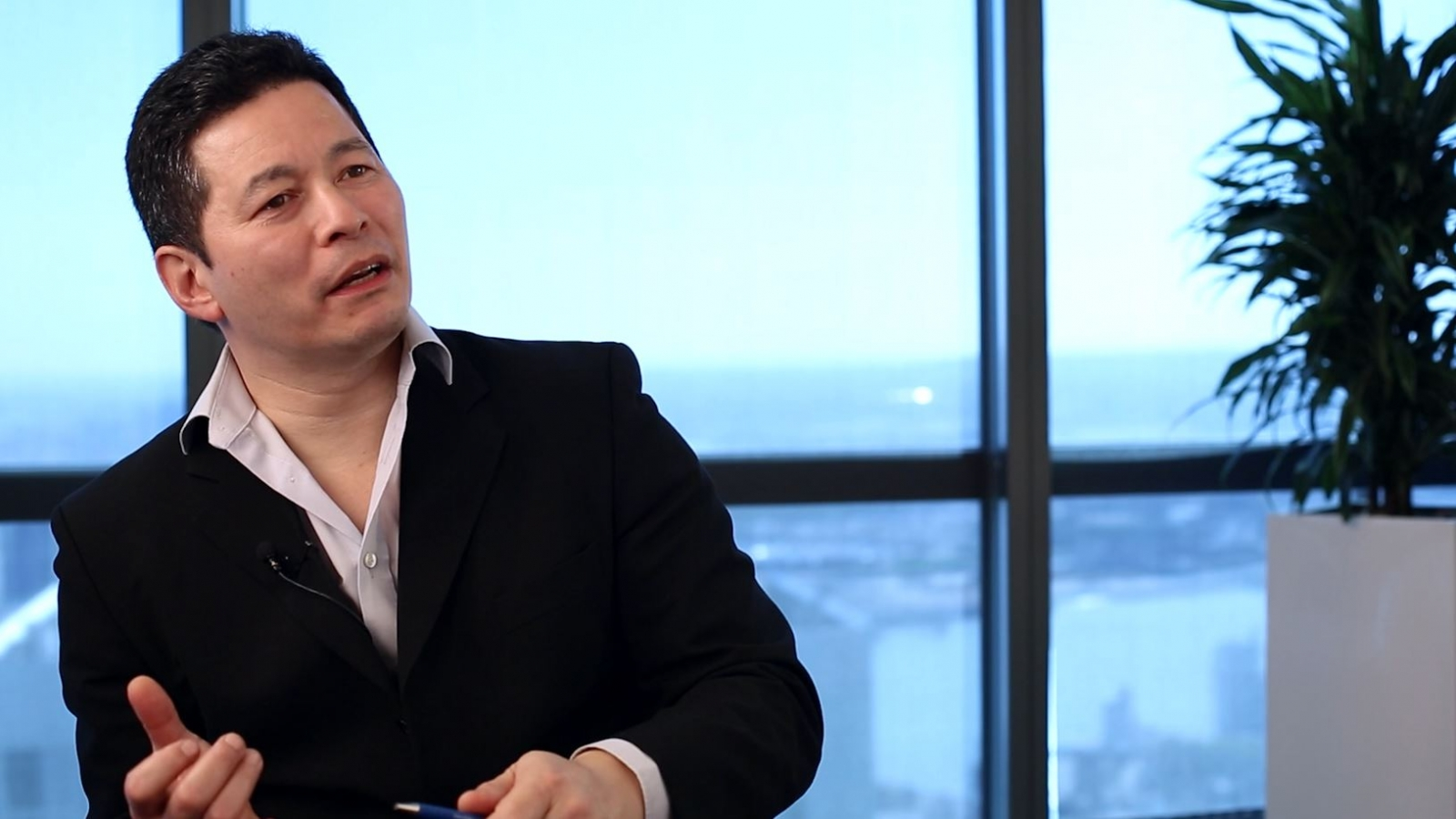 Edmund Shing Money Talks Shell BG deal