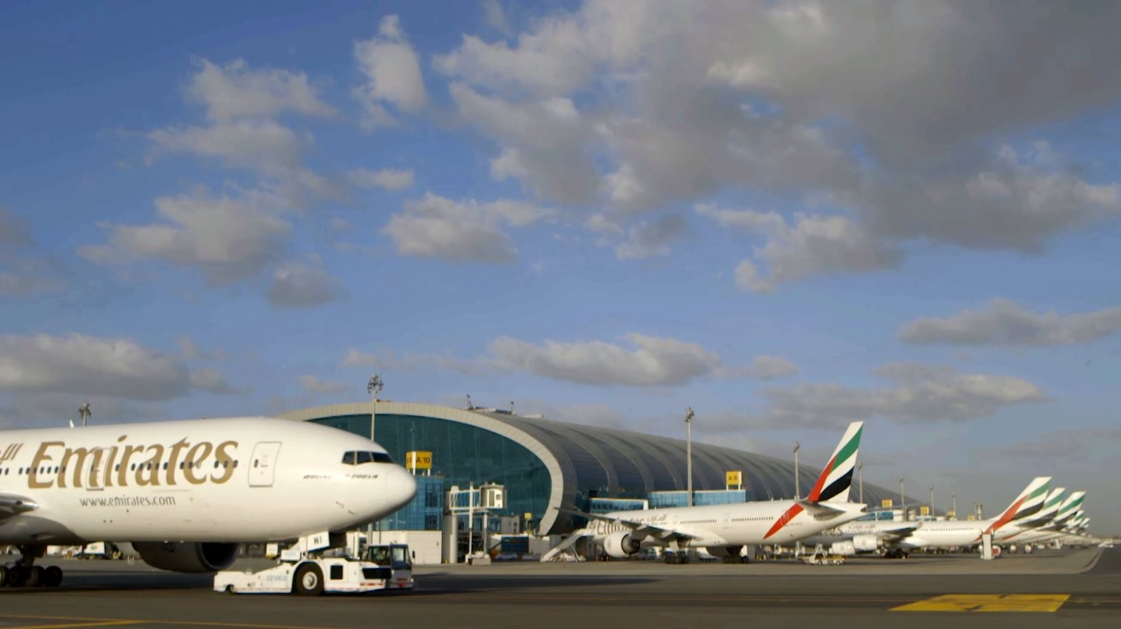 Middle East Future Air Travel Emirates Airlines