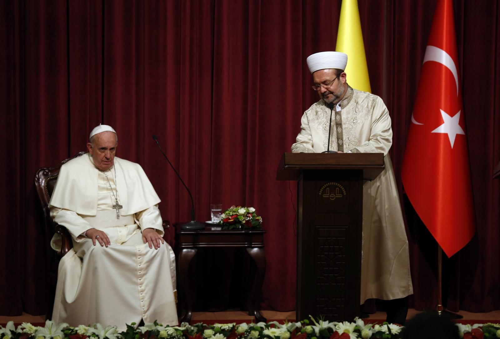 Pope Francis Armenian Genocide Turkey