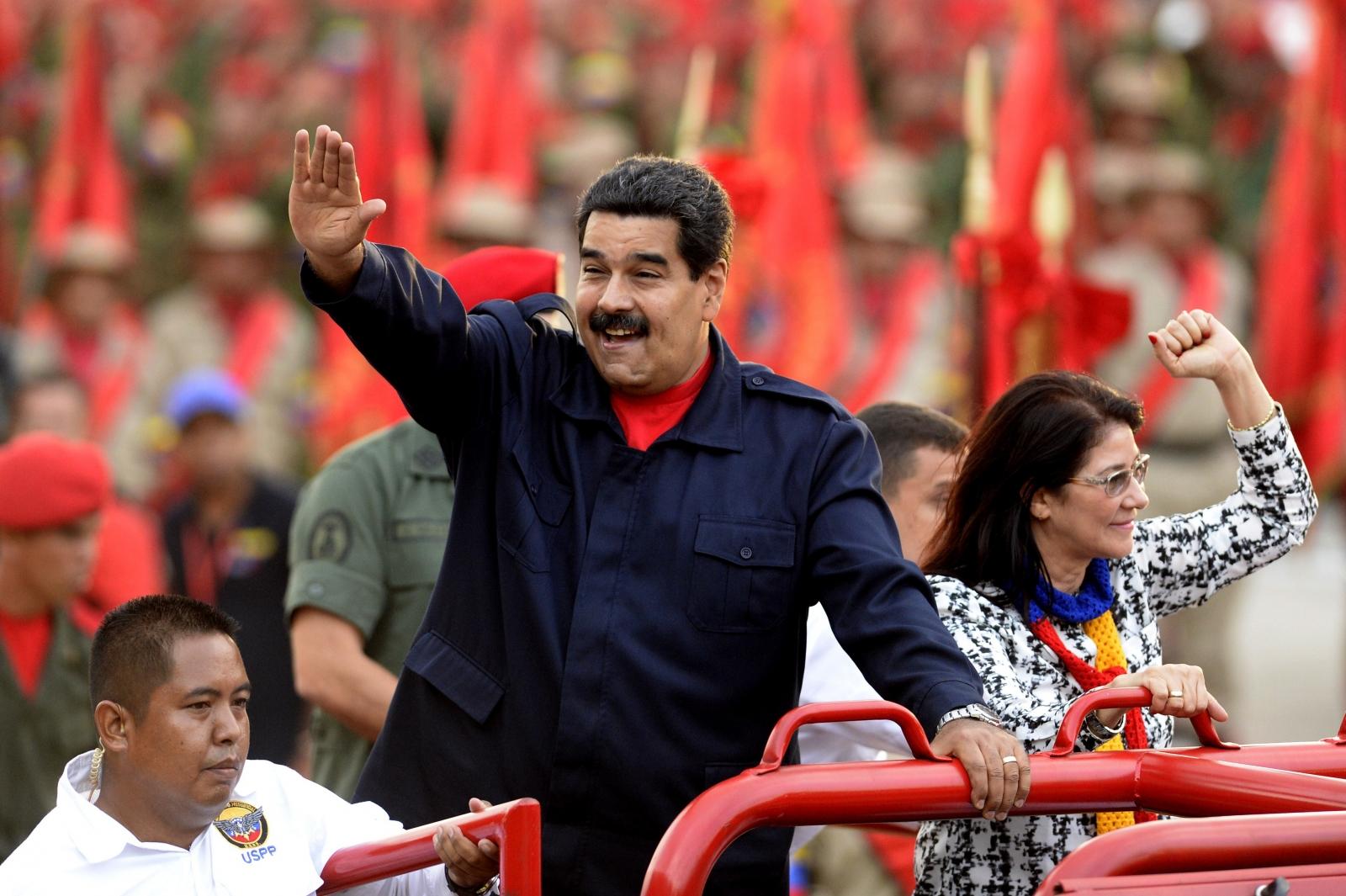 Venezuelan President Nicolas Maduro Double