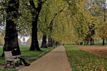 Hyde Park Princes Diana memorial