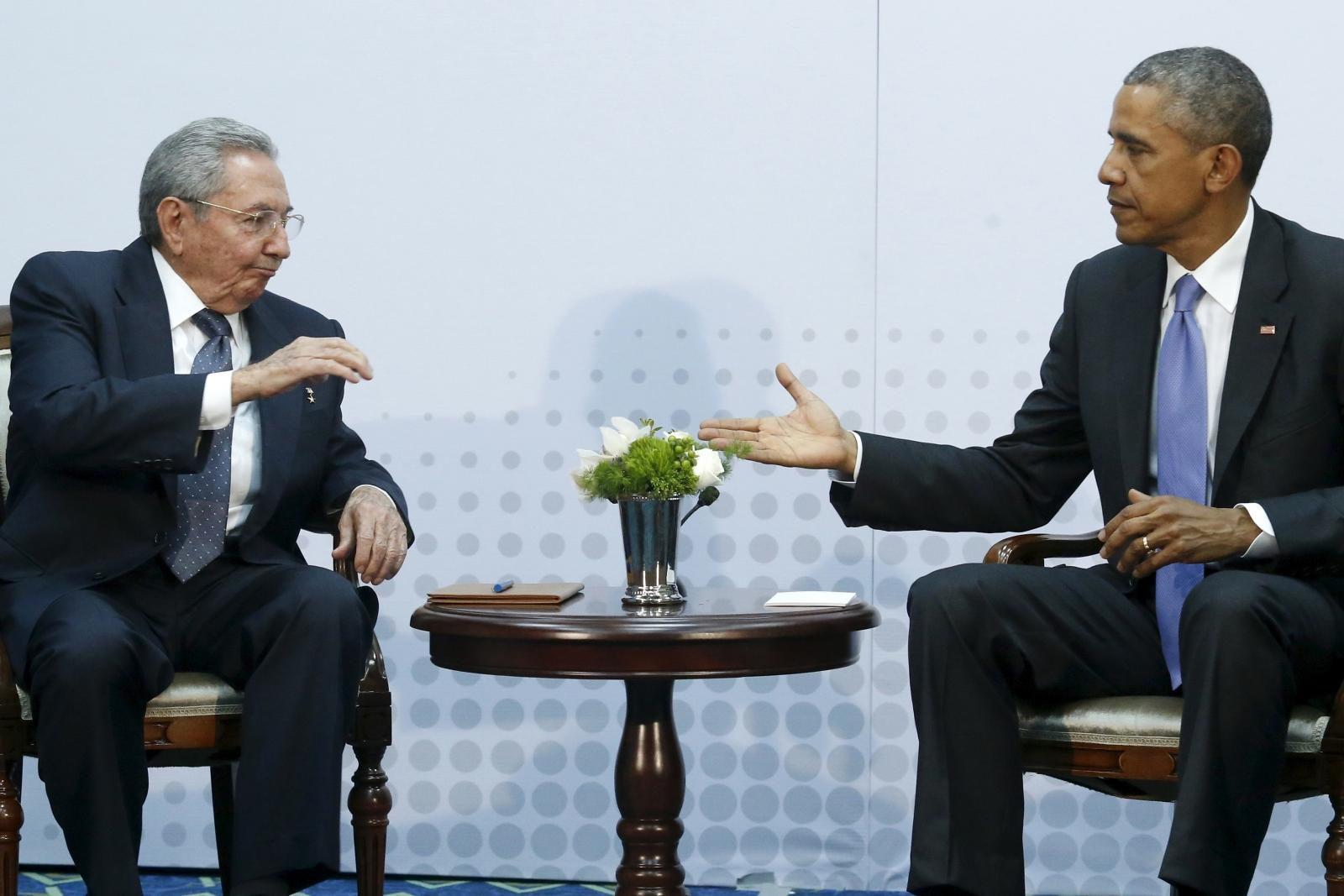 US-Cuba relations