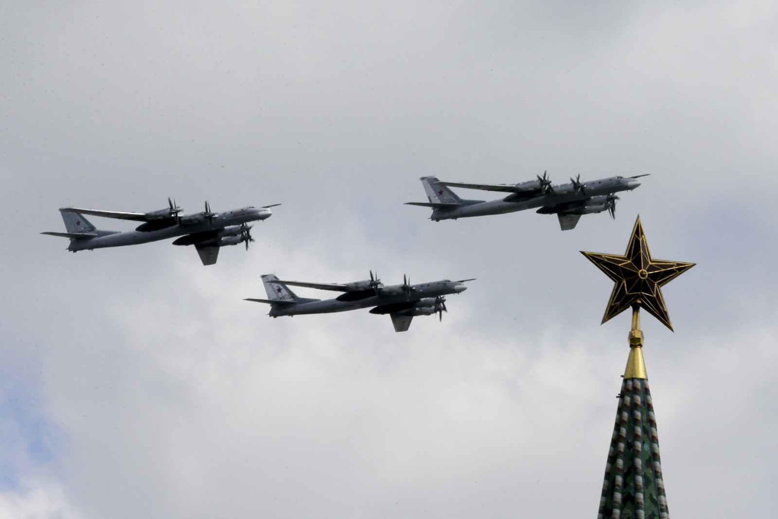 Russia jets interception