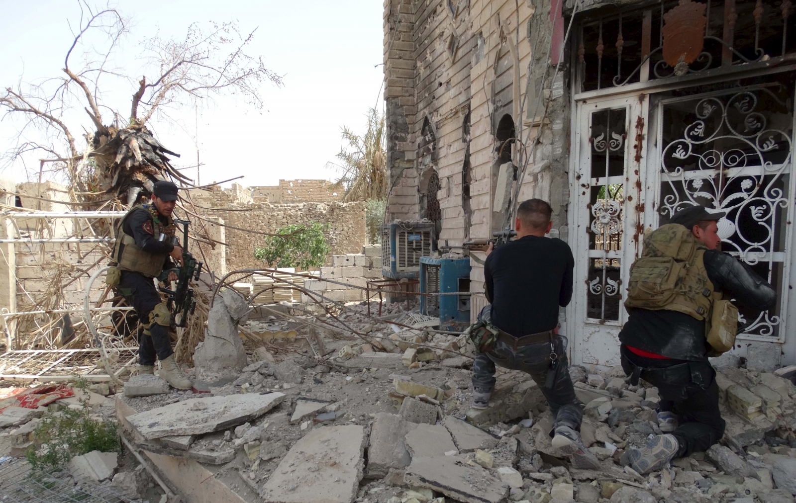 Ramadi Iraq ISIS