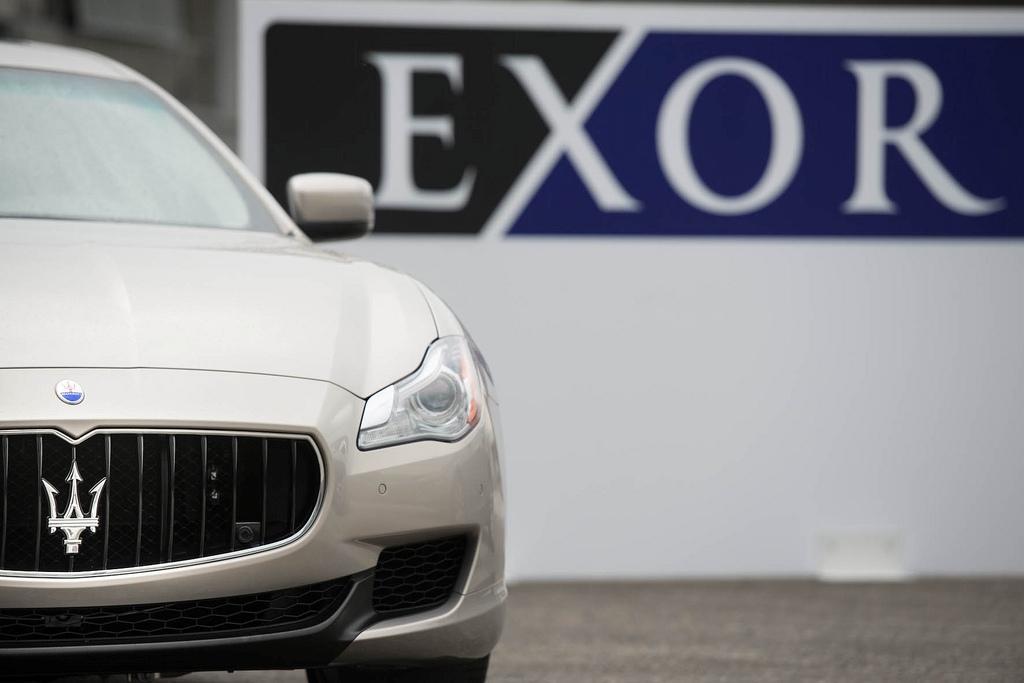 Exor Bids $6.4bn For PartnerRe