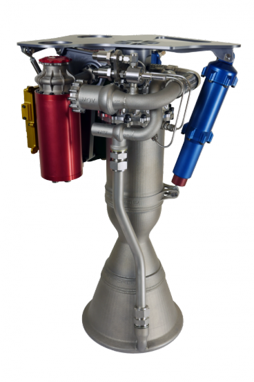 Rocket Lab's Rutherford engine