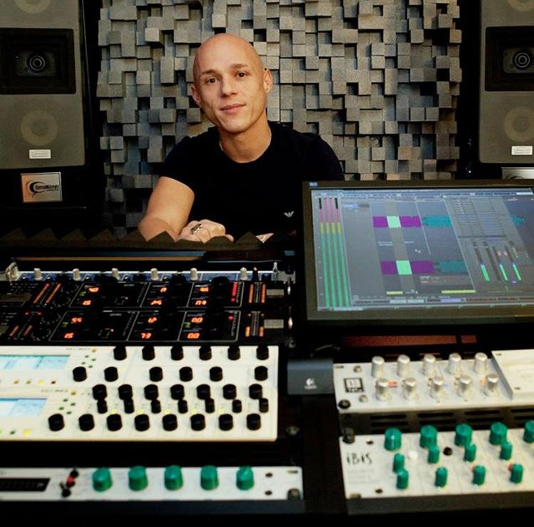 Xergio Córdoba, inventor of Masn'live sound system