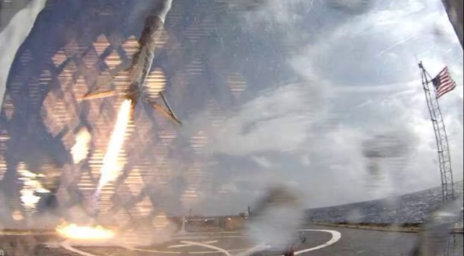 Falcon 9 SpaceX
