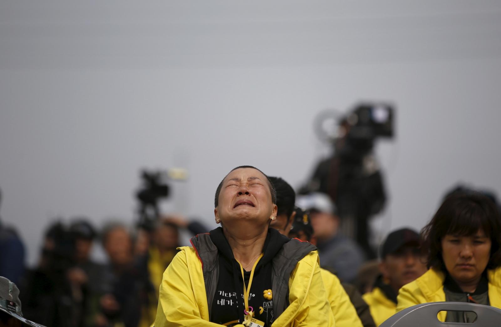 South Korea ferry tragedy anniversary