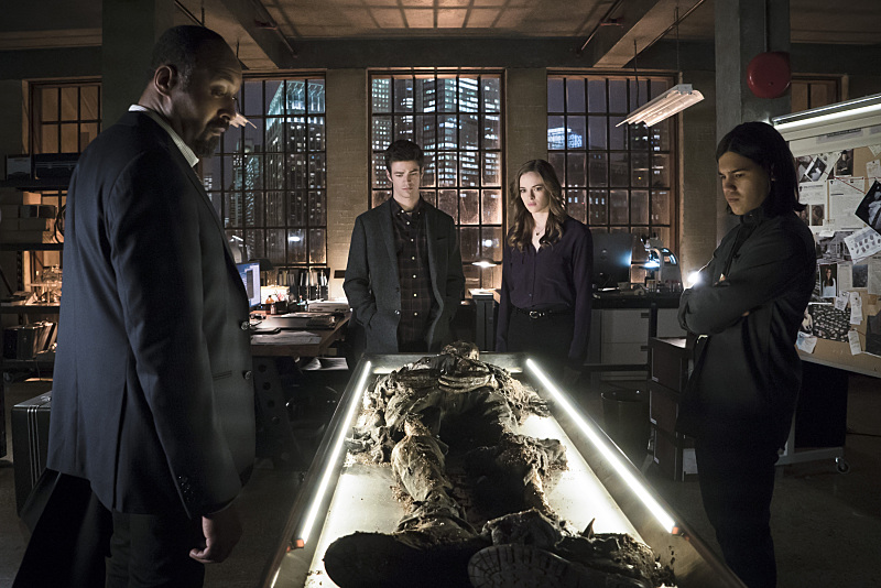 The flash episode 19