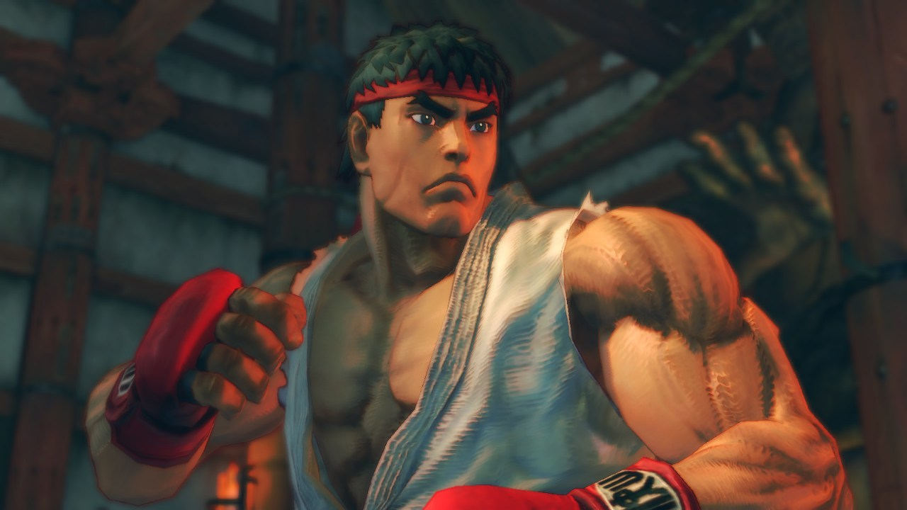 Street Fighter S Ryu As Super Smash Bros Dlc 3ds Modder