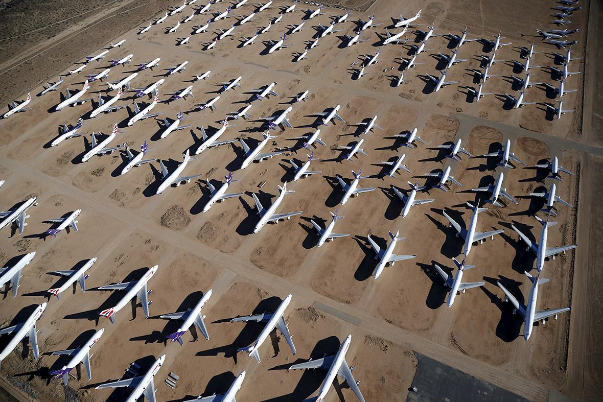 plane graveyard victorville california