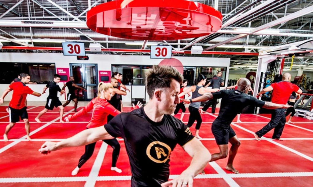 Virgin Active Gym