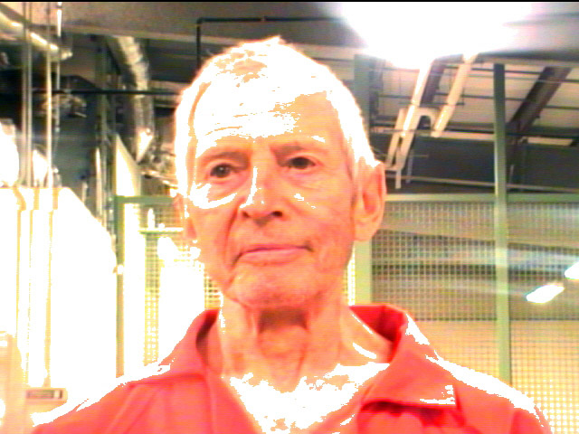 Robert Durst arrested