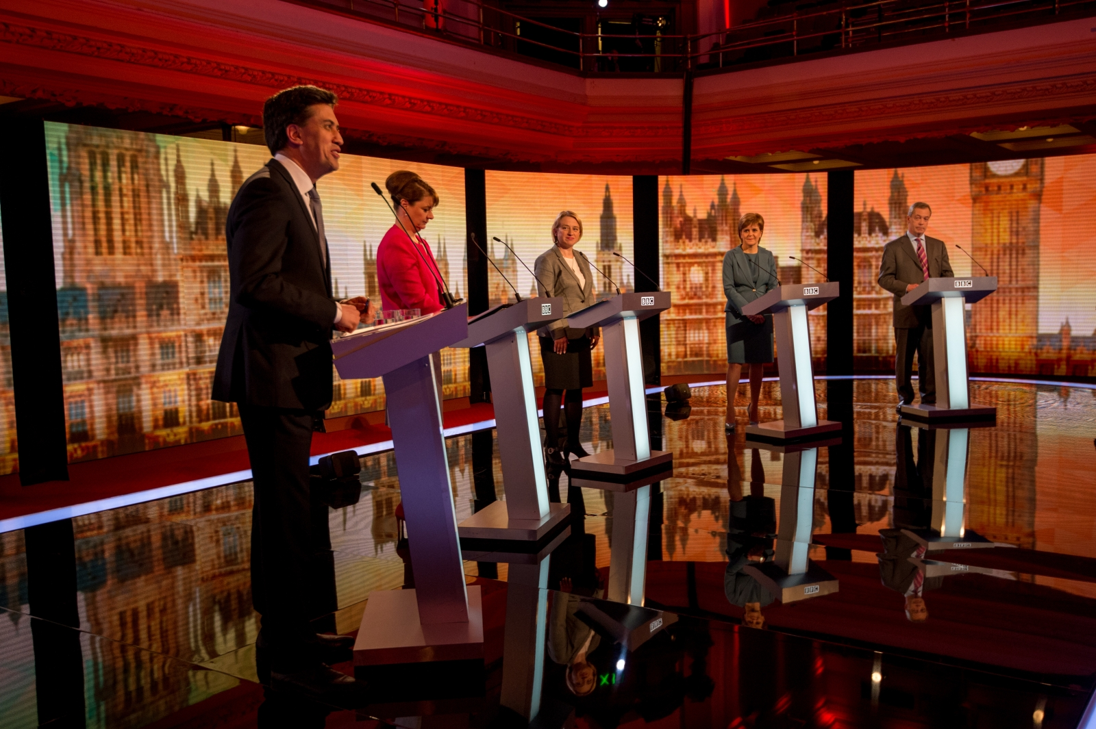 BBC TV debate