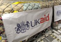 UK foreign aid
