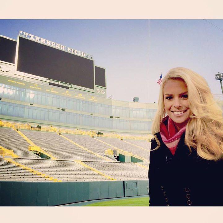 Britt McHenry ESPN reporter