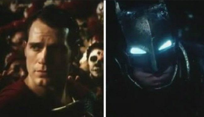 Batman vs Superman leaked trailer