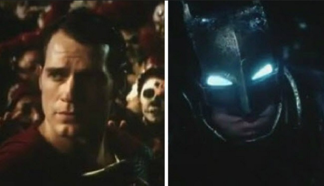 Batman vs Superman leaked trailer