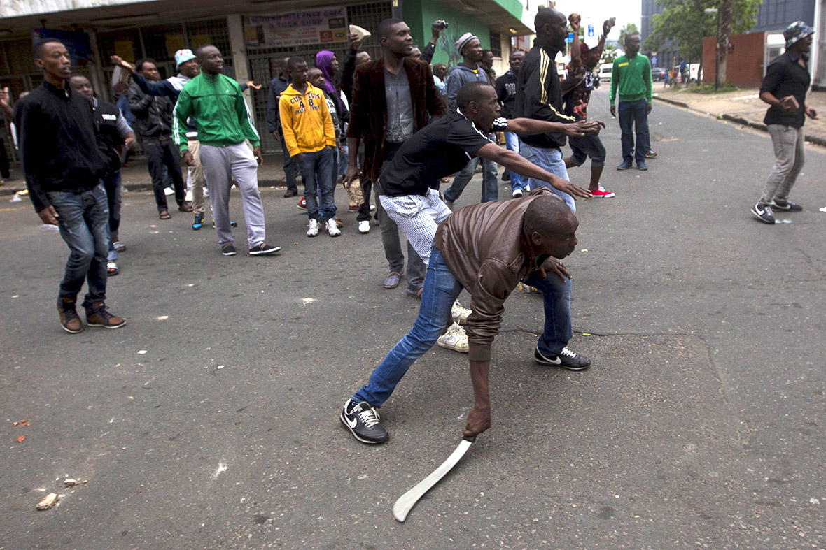 xenophobia in south africa essays South african society historically judged violence inflicted on blacks less   between the years 2006 and 2016 south africa witness xenophobic.