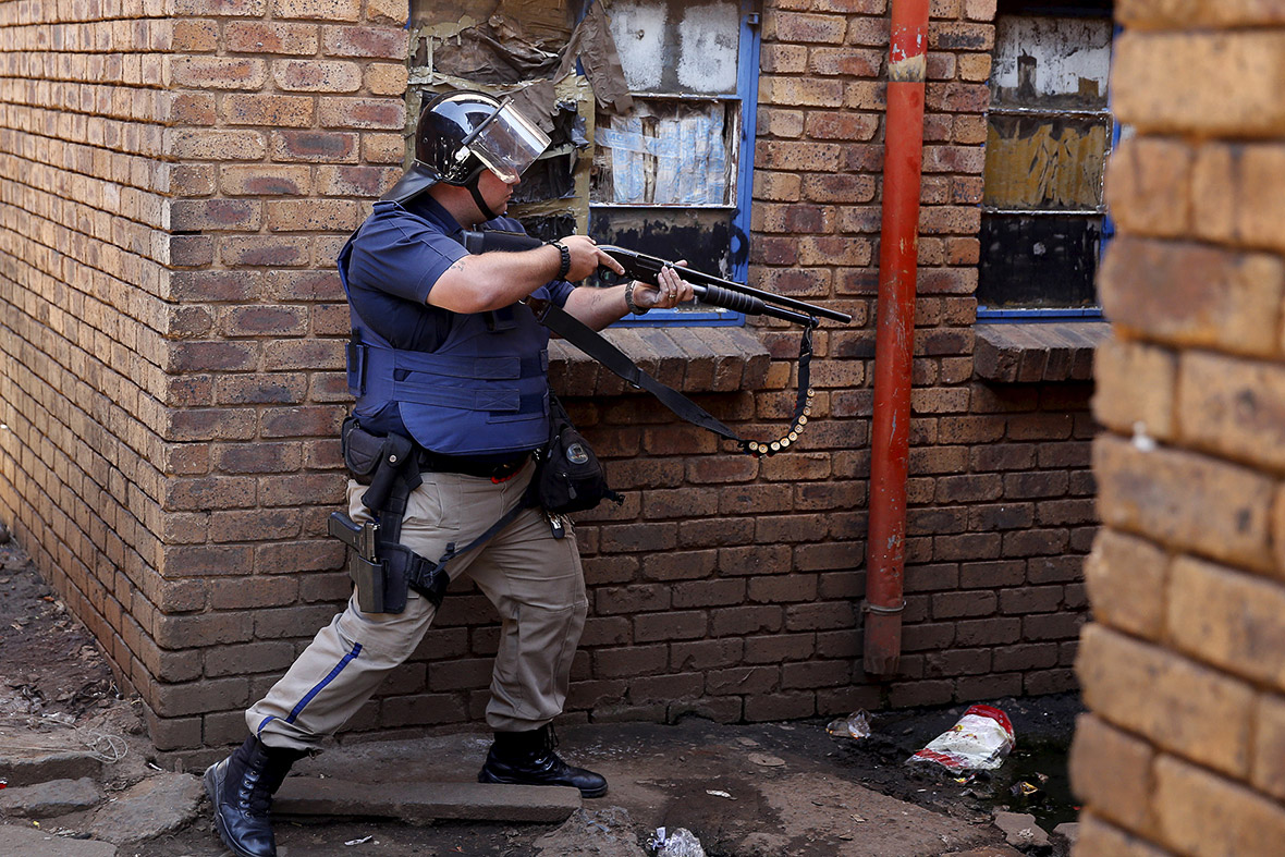 South Africa Xenophobia Violence In Johannesburg And
