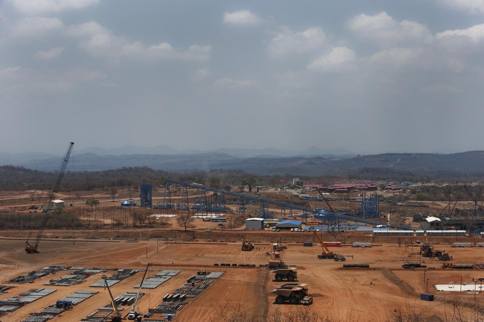 Coal mine Tete