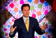 nick clegg funny photo