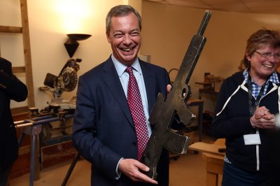 nigel farage funny photos