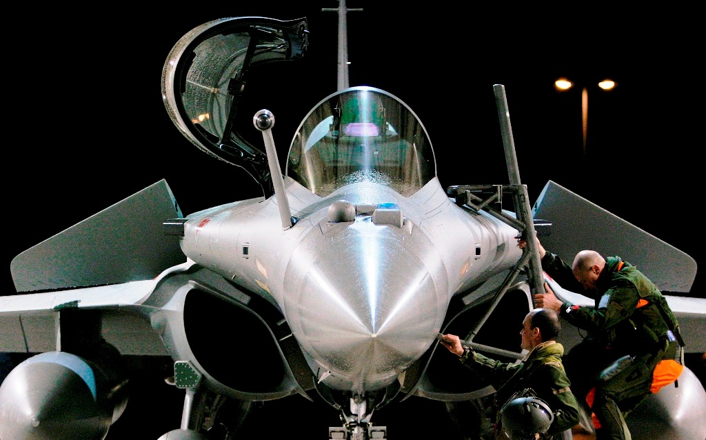 Fighter Jet Makers See Indian Opportunity
