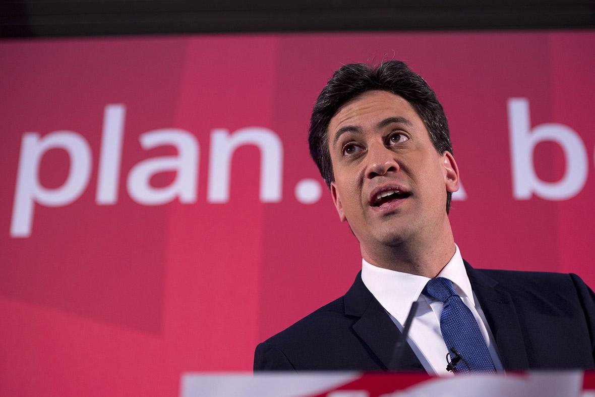 Ed Miliband Plan B